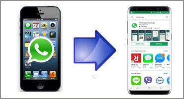 como baixar o whatsapp do iphone para o android