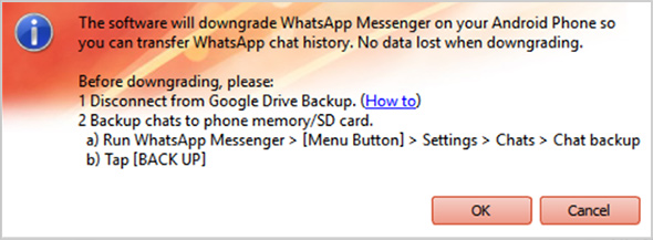 How to Transfer WhatsApp Conversations from Your iPhone to
